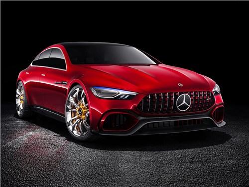 Mercedes AMG GT Concept 2017