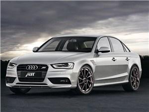 Audi A4 faselift тюнинг ABT Sportsline