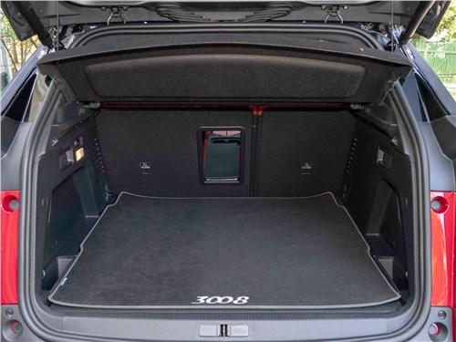 Peugeot 3008 (2021) багажное отделение
