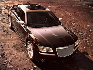 Новость про Chrysler 300C - Chrysler 300C Luxury Series