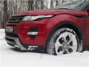 Предпросмотр range rover evoque 2012 вид спереди сбоку