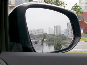 Предпросмотр toyota alphard 2015 боковое зеркало
