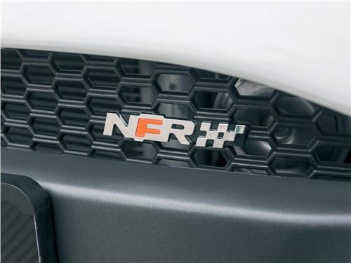 Lada Kalina NFR 2017 шильдик