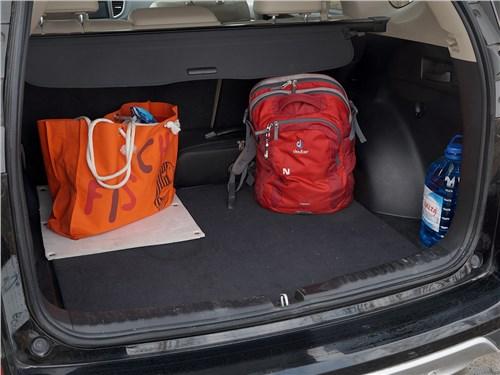 Honda CR-V 2015 багажное отделение