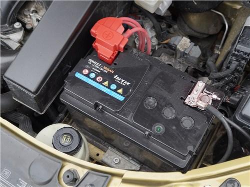 Предпросмотр renault sandero stepway 2015 аккумулятор