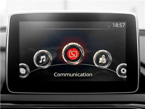 Mazda MX-5 2015 монитор