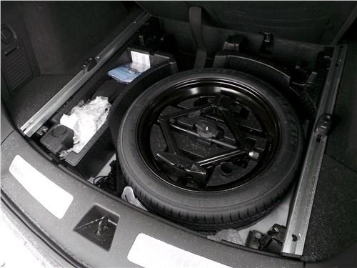 Предпросмотр cadillac xt5 2017 багажное отделение
