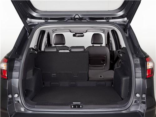 Предпросмотр ford kuga 2017 багажное отделение
