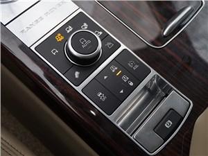 Range Rover LWB 2014 селектор системы Terrain Response