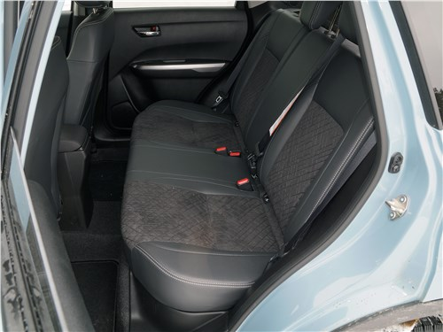 Suzuki Vitara 2019 задний диван