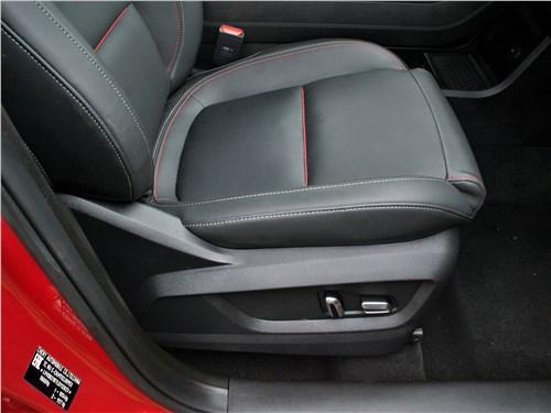 Chery Tiggo 7 Pro (2020) передние кресла