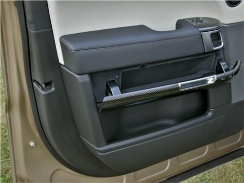 Land Rover Range Rover Sport SVR (2018) дверь