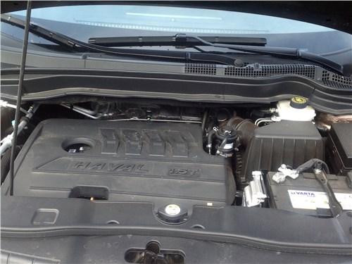 Предпросмотр haval h6 2015 двигатель