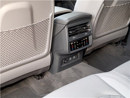 Audi Q8 2019 двухзонный климат-контроль