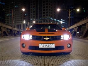 Предпросмотр chevrolet camaro 2009