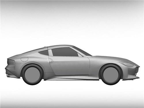 Nissan 400Z раскрыли до премьеры