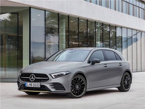 A-класс больше не будет самым маленьким в линейке Mercedes