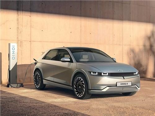 Новость про Hyundai Ioniq - Hyundai Ioniq 5 (2022)