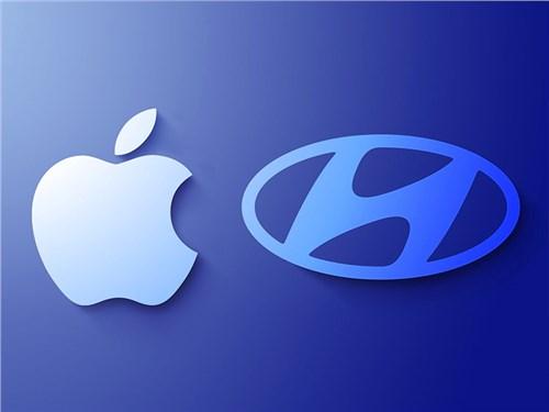 Партнерство между Apple и Hyundai все же возможно