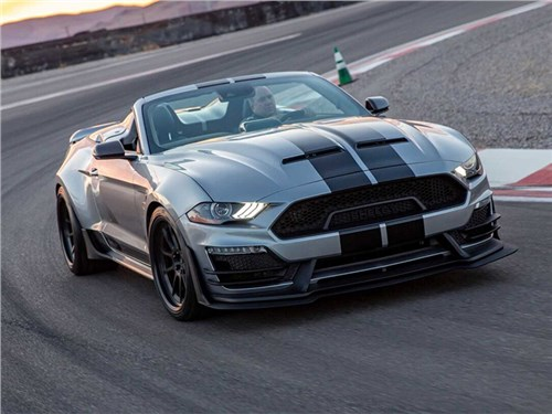 Ford Mustang превратили в спидстер