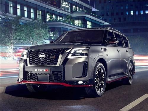 Представлен Nissan Patrol Nismo