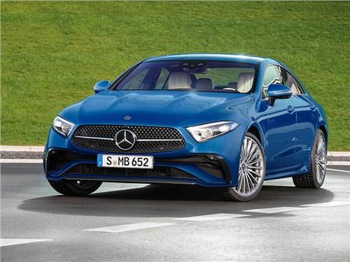 Новость про Mercedes-Benz CLS-Class - Mercedes-Benz CLS (2022)