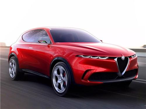 Новость про Alfa Romeo - Alfa Romeo Tonale Concept (2019)