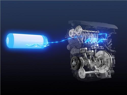 Новость про Toyota - Toyota разрабатывает водородный двигатель для гоночных машин