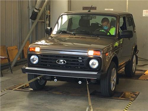 Новость про Lada - Niva возвращается в Англию