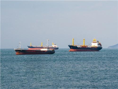 На рейде Новороссийска всегда много судов