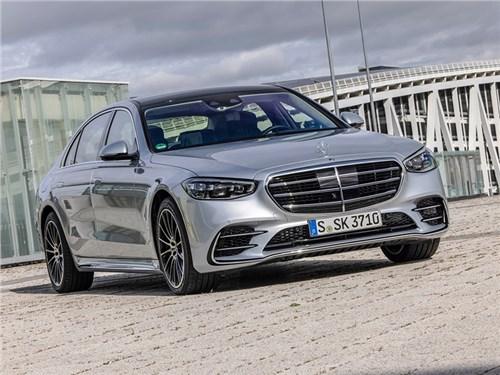 Новость про Mercedes-Benz S-Class - Mercedes-Benz S 580 4Matic (2021)
