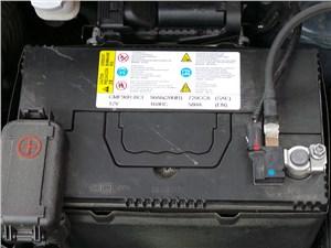 Kia Sportage 2014 аккумулятор