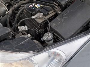 """Chevrolet Cruze SW 2013 """"под капотом"""""""