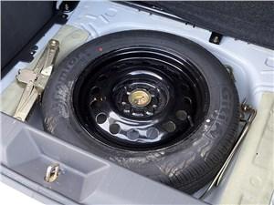 Lifan X50 2015 запасное колесо