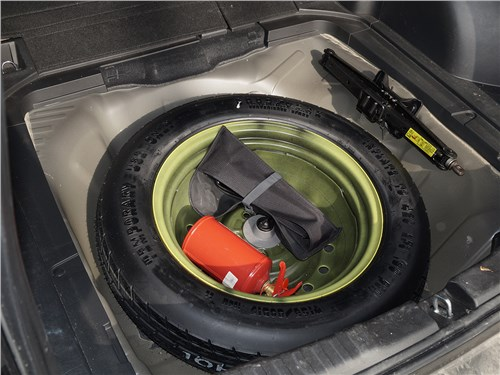 Honda CR-V 2015 запаска-«докатка»