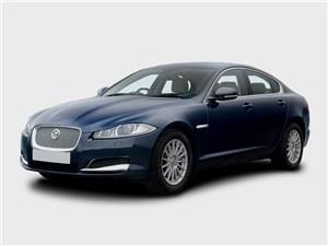 Лимитированная серия Jaguar XF Business Edition уже в России