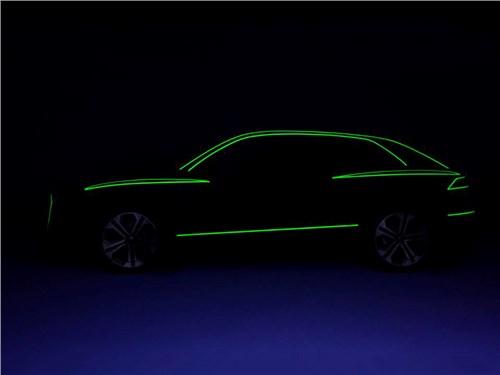 Audi может показать Q8 через несколько дней