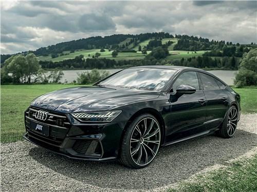 ABT Sportsline | Audi A7 Sportback вид спереди