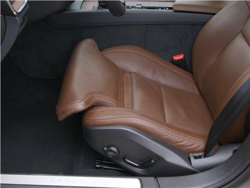 Предпросмотр volvo s60 2019 передние кресла