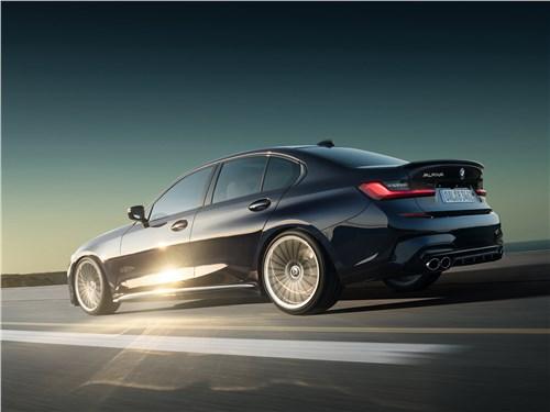 Alpina | BMW 3 Series вид сзади