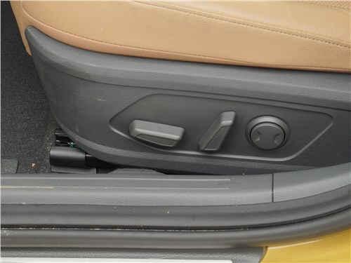 Hyundai Sonata 2020 передние кресла