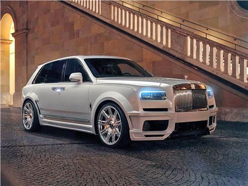 Spofec | Rolls-Royce Cullinan вид спереди
