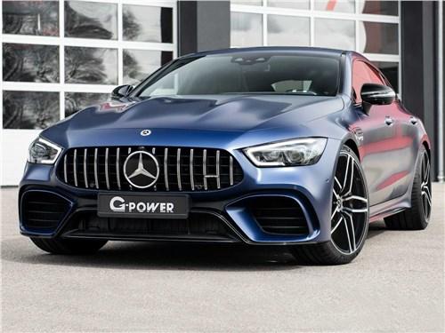 G-Power | Mercedes-AMG GT 63 S 4-Door Coupe вид спереди