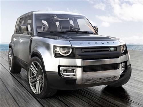 Carlex Design | Land Rover Defender вид спереди