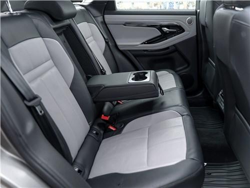Land Rover Range Rover Evoque (2020) задний диван
