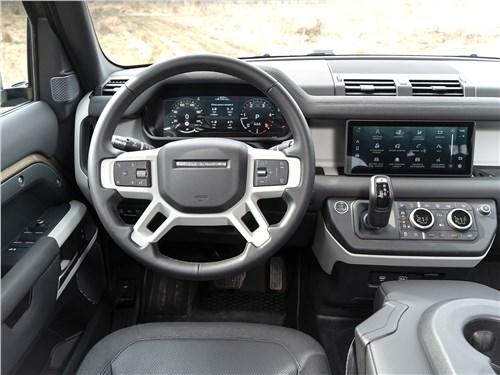 Land Rover Defender 110 (2020) салон