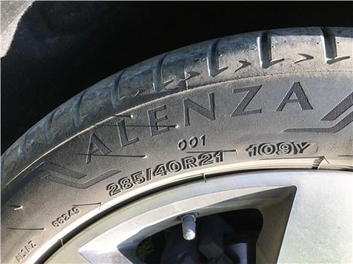Предпросмотр volkswagen touareg r-line (2021) колесо