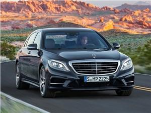 Самый роскошный Mercedes-Benz S-класса займет место Maybach