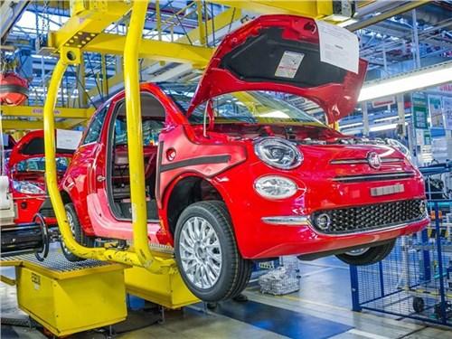 В России возобновляется производство Fiat