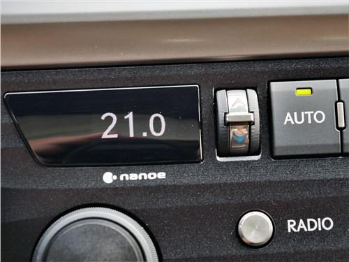 Lexus ES (2019) климат-контроль